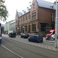 Photo taken at De Balie by Eric v. on 7/5/2012
