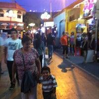 Photo taken at Paseo Bolognesi by Rodrigo M. on 2/16/2012