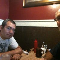 Photo taken at Patsio's Diner by Louie S. on 8/28/2011