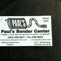 Photo taken at Paul's Bender Center by Vicki B. on 12/16/2011