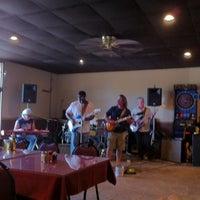 Photo taken at Jesup Bay Restaurant & Entertainment Lounge by Joe B. on 3/25/2012