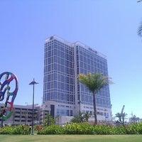 Photo taken at Hilton San Diego Bayfront by Joe B. on 8/7/2011