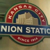 Photo taken at Union Station Kansas City, Inc. by Vic S. on 12/29/2011