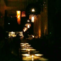 Photo taken at Sanafir Restaurant and Lounge by Nancy W. on 10/28/2011