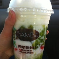 Photo taken at Bambu by Kathleen N. on 4/16/2012