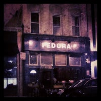 Photo taken at Fedora Lounge by Emerson C. on 3/14/2012