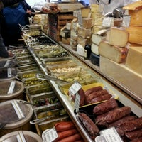 Photo taken at Di Bruno Bros. by Mike F. on 12/17/2011