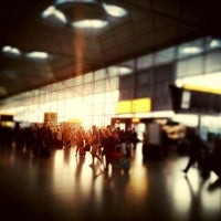 Photo taken at London Stansted Airport (STN) by keith b. on 8/11/2012