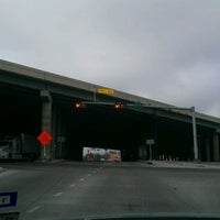 Photo taken at I-10 & Studemont St by Chef D. on 2/14/2012
