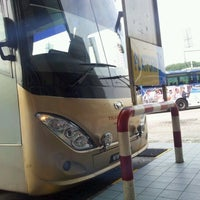 Photo taken at Hentian Duta Bus Terminal by Izwan on 3/25/2012