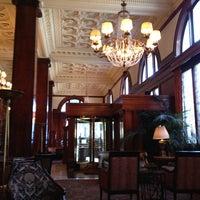Photo taken at The Benson Hotel by ˙ɯ uɐıɹq on 9/2/2012