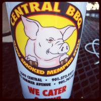 Photo taken at Central BBQ by Annie R. on 8/22/2012