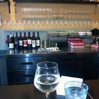 Photo taken at V-NO Wine Bar by Kanisha C. on 7/8/2012