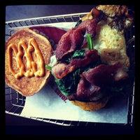 Photo taken at Smashburger by Scott D. on 5/30/2012
