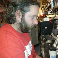 Photo taken at CeX Boston by Tom N. on 2/28/2012