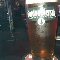 Photo taken at Gordon Biersch Brewery by Joan A. on 7/10/2012