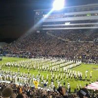 Photo taken at Ross-Ade Stadium by Liz P. on 10/2/2011