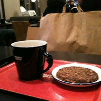 Photo taken at Wayne´s Coffee by Kristina L. on 1/5/2012