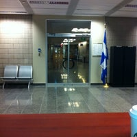 Photo taken at Palais de justice de Montréal by Carolina A. on 7/18/2012