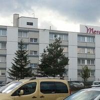 Photo taken at Mercure Hotel Stuttgart Böblingen by Klaus-Steffen P. on 9/13/2012