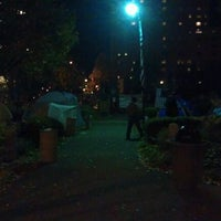 Photo taken at #OccupyPittsburgh by Annika on 1/25/2012