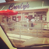 Photo taken at Curly's Fried Chicken by Bryon S. on 8/30/2012
