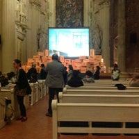 Photo taken at Oratorio San Filippo Neri by Valerio B. on 5/2/2012