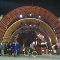 Photo taken at North Hollywood Metro Station by Jon S. on 11/17/2011