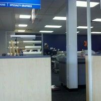 Photo taken at FedEx Office Print & Ship Center by jjeff r. on 10/2/2011