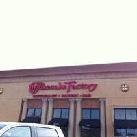 Photo taken at Cheesecake Factory by Fudge !. on 8/5/2011