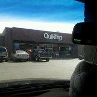 Photo taken at QuikTrip by Sean M. on 2/22/2012