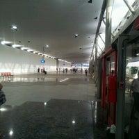 Photo taken at Terminal de Ómnibus de Córdoba by Rodrigo V. on 2/18/2012