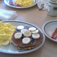 Photo taken at IHOP by Louise F. on 8/23/2012