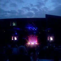 Photo taken at Veterans United Home Loans Amphitheater at Virginia Beach by Sheila G. on 6/25/2012