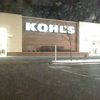 Photo taken at Kohl's by T dawg on 12/24/2010