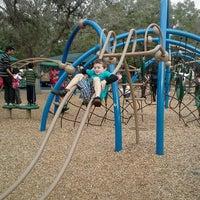 Photo taken at Al Lopez Park Playground by Christina P. on 1/7/2012