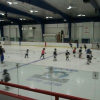 Photo taken at Columbia Ice Rink by Martin on 2/21/2011