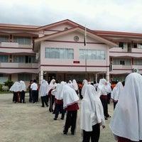 Photo taken at Sekolah Rendah Katok 'A' by Zulkhairi Z. on 11/4/2011