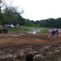 Photo taken at Lexington Muddy Playground by John C. on 8/7/2011