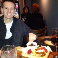 Photo taken at Corks Wine Bar by Dana R. on 4/14/2012