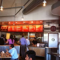 Photo taken at Chipotle Mexican Grill by Adam G. on 10/1/2011