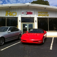 Photo taken at F40 Motorsports by Brian S. on 9/17/2011