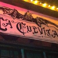 Photo taken at La Cuevita by Carolina H. on 5/6/2012