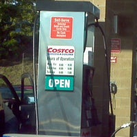 Photo taken at Costco Gas by Darren G. on 12/26/2011