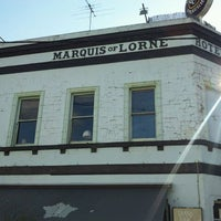Photo taken at Marquis Of Lorne by Michael F. on 10/2/2011