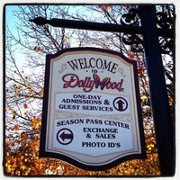 Photo taken at Dollywood by Scott B. on 11/18/2011