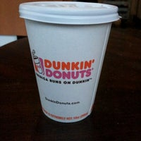 Photo taken at Dunkin Donuts by Joel F. on 10/23/2011
