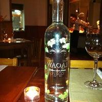 Photo taken at Altzaga Restaurante by Cristian C. on 10/22/2011