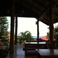 Photo taken at Bounty Resort Koh Phangan by Rita M. on 4/21/2012