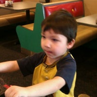Photo taken at Chuck E. Cheese's by Ronna S. on 3/16/2012